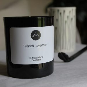 French Lavender Luxury Candle