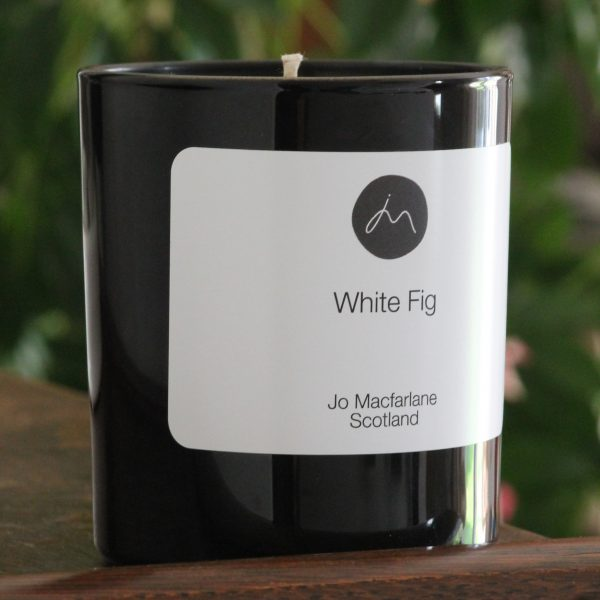 White Fig Luxury Candle