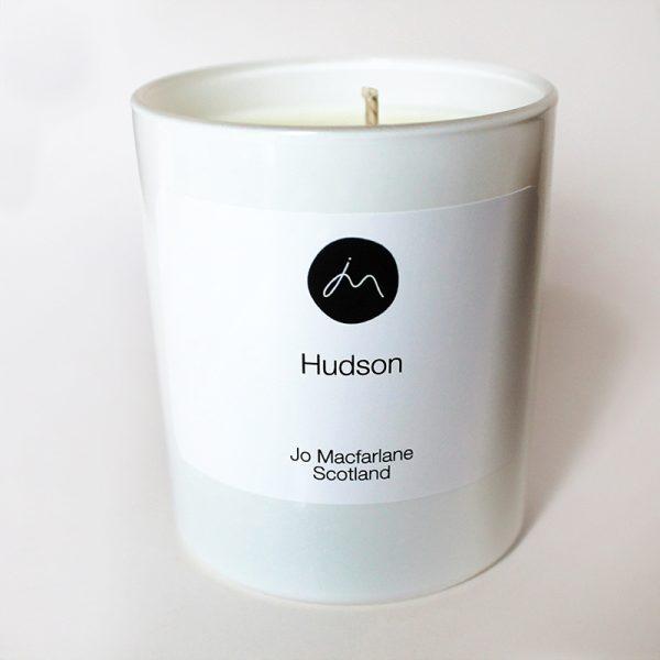 Hudson Luxury Candle