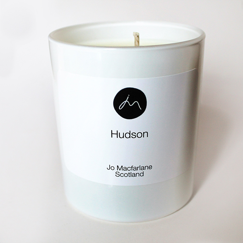 Hudson Luxury Candle