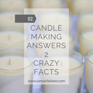 candle making blog answers
