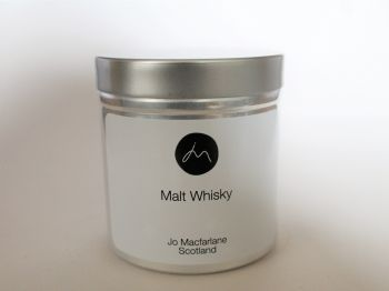 Malt Whisky Candle