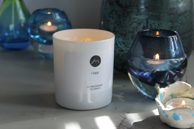 Haar Scottish Luxury Candle