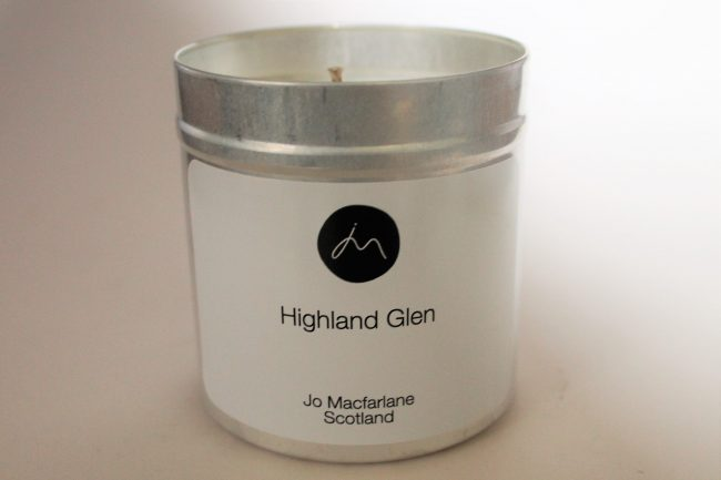 Highland Glen Luxury Candle Luxury Can