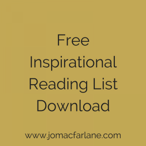 Free Inspirational Reading List Download
