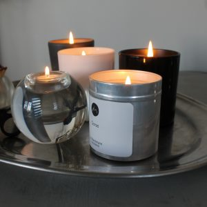Gorse candle