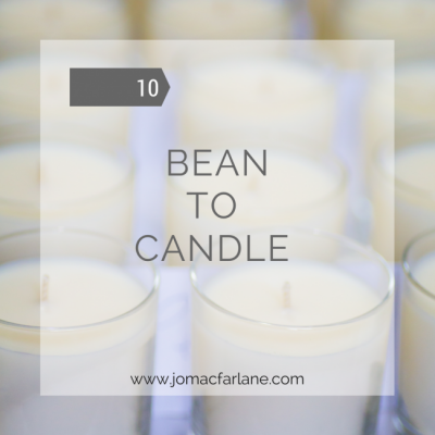 bean to candle