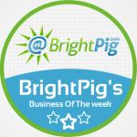 brightpig badge