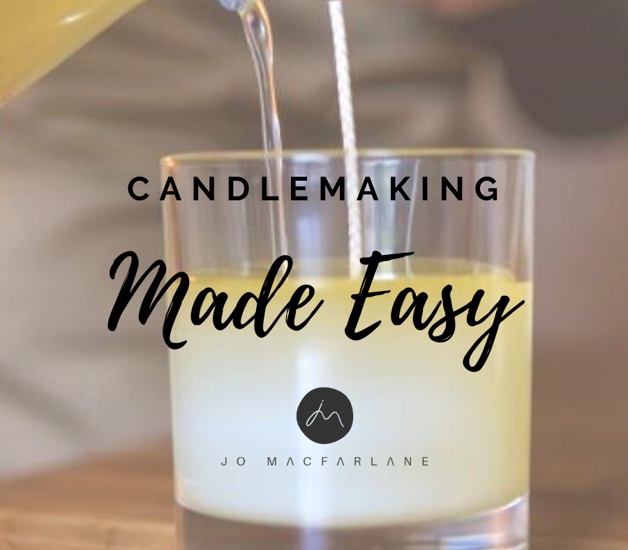 candlemaking made easy