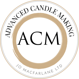 Advanced candle making logo