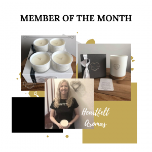 Ignite your creativity member of the month