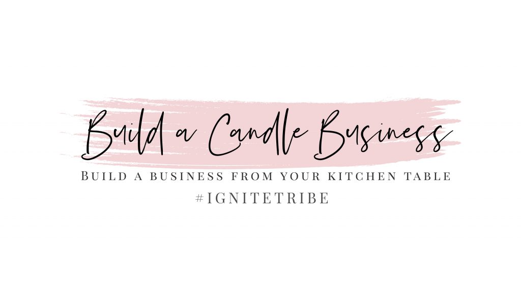 build a candle business